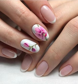 Nail-art-designs-with-flowers-21