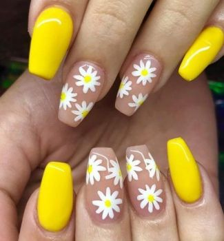 Nail-art-designs-with-flowers-37