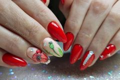 Nail-art-designs-with-flowers-54