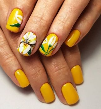 Nail-art-designs-with-flowers-69