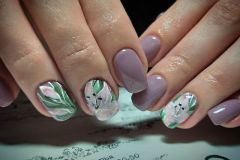 Nail-art-designs-with-flowers-68
