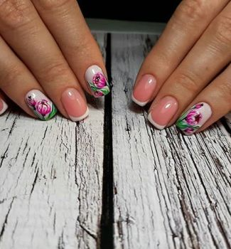 Nail-art-designs-with-flowers-80