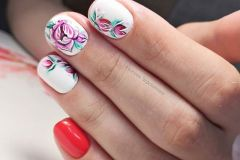Nail-art-designs-with-flowers-79