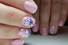 Nail-art-designs-with-flowers-85
