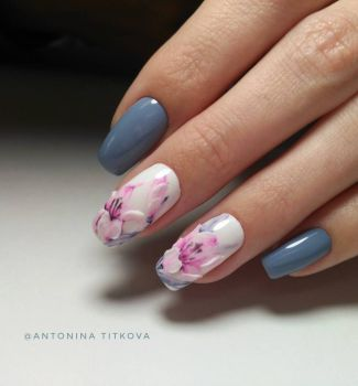Nail-art-designs-with-flowers-94