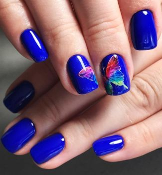 latest nail polish color trends of season 20212022 with